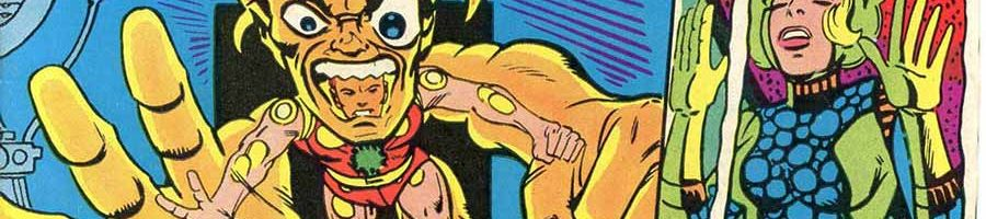 Steve Ditko's Shade: The First Changing Man