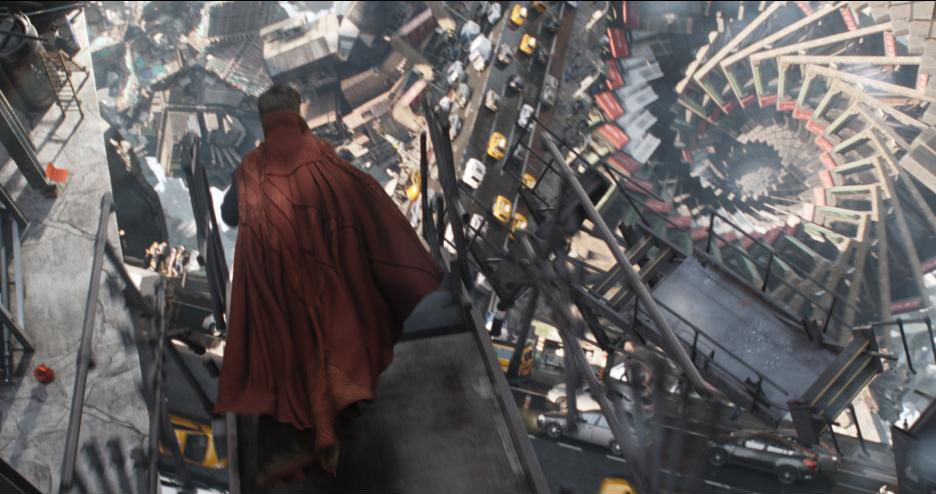 'Doctor Strange' Cast Speaks