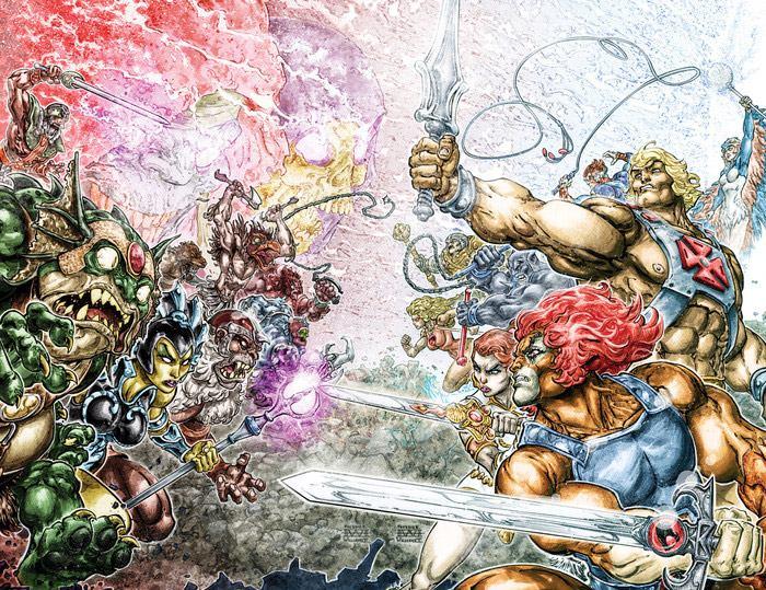 He-Man Thundercats 1
