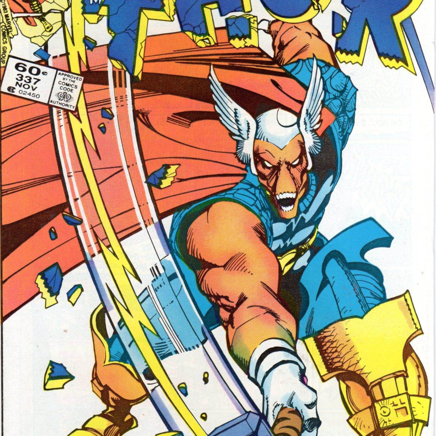 Comics You Should Own – The Mighty Thor #337-355, 357-369