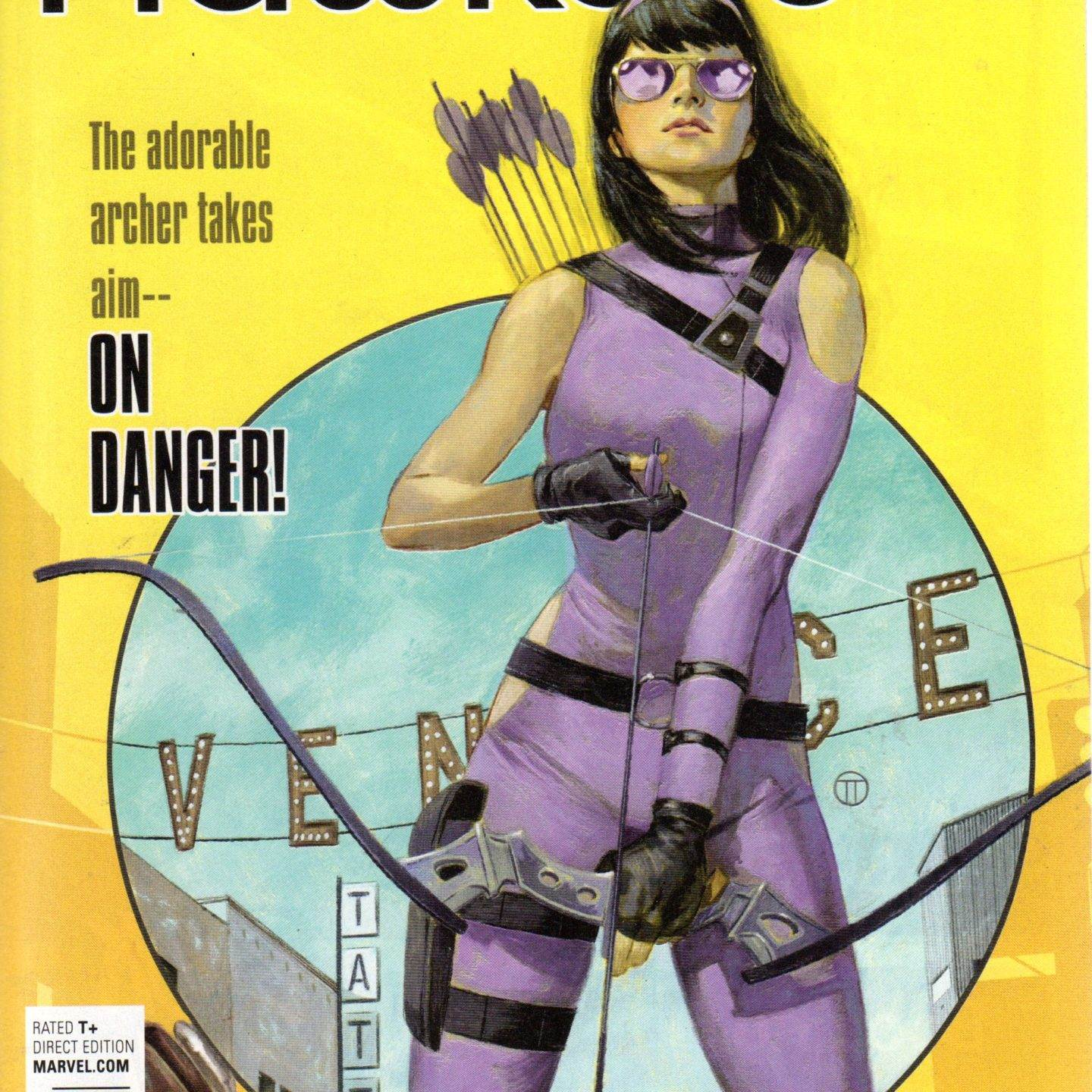 'Hawkeye' #1 – The 'adorable archer' we need in this time of crisis!