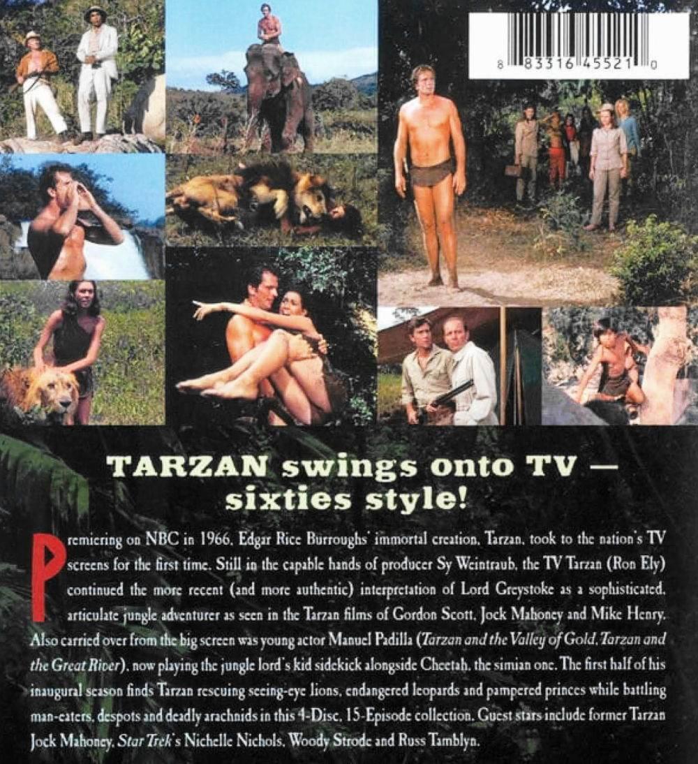 My first Tarzan
