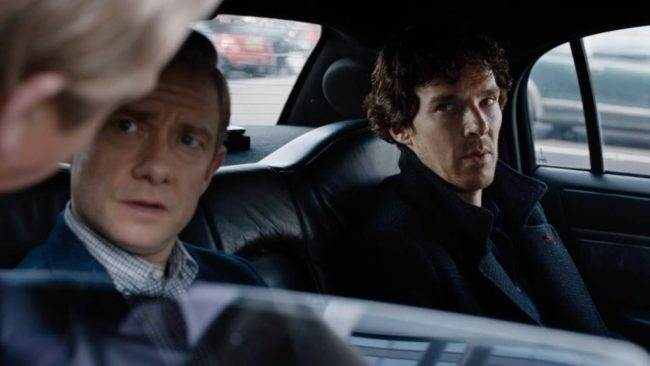 "SHERLOCK 4.2: ""The Lying Detective"""