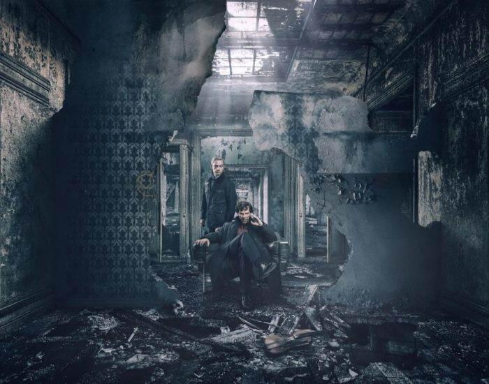 Sherlock Final Problem Baker Street