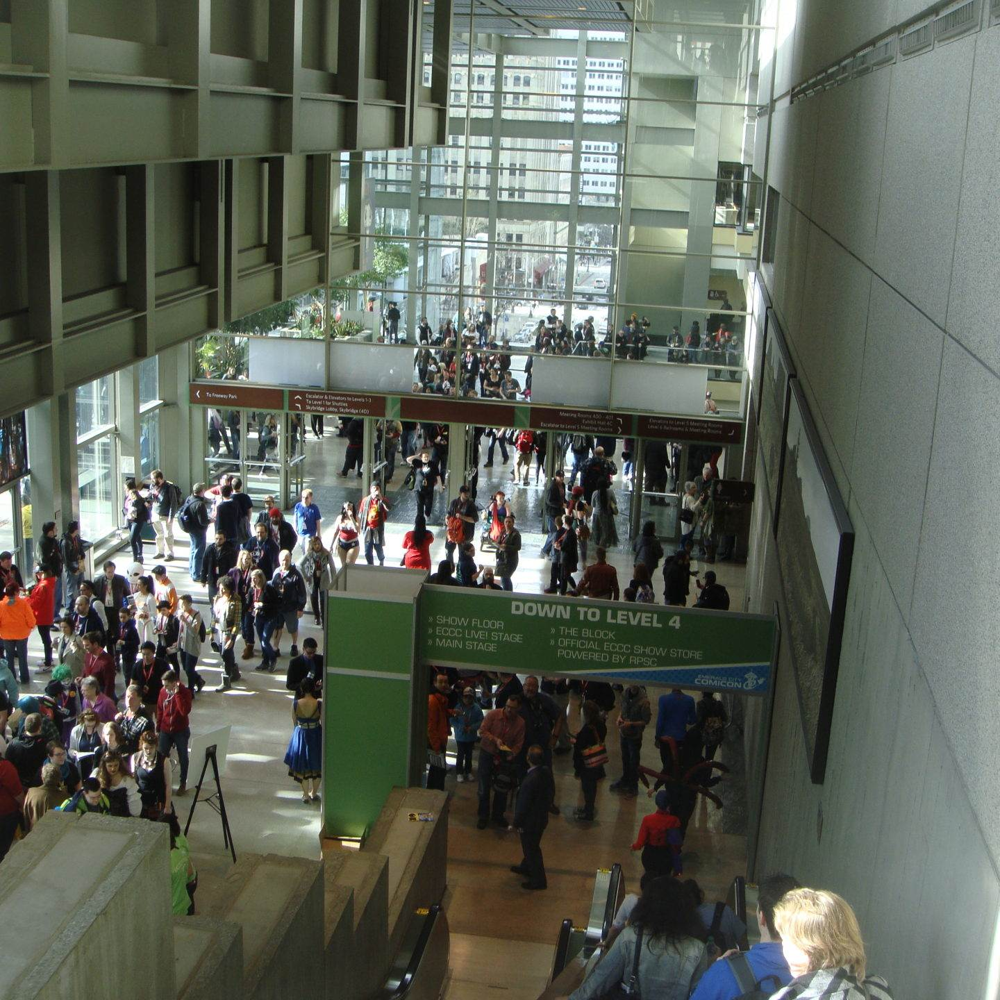 Emerald City Comic-Con happened … and I was there!