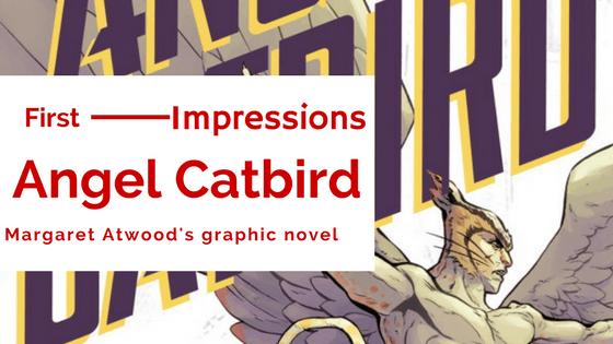 First Impressions: Angel Catbird