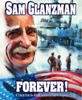 Sam Glanzman in Hospice Care