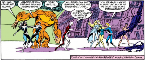 What I Like About You: Alpha Flight
