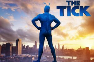 The Tick and His Wacky Peers