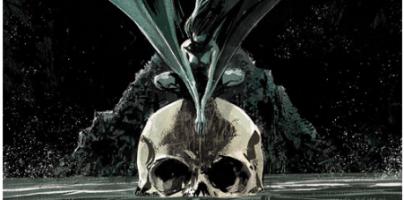 (Naked Woman)Bats in 'The Belfry' by Gabriel Hardman