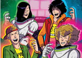 Can 'Bill and Ted Save' 'Infamous Iron Man'?