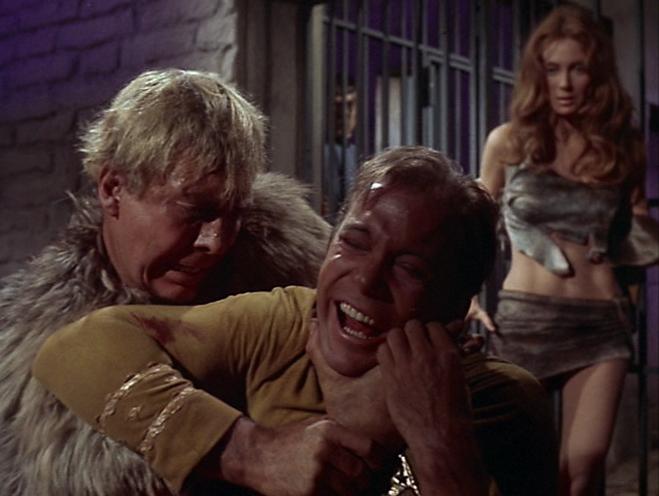 Star Trek TOS Omega Glory Atomic Junk Shop