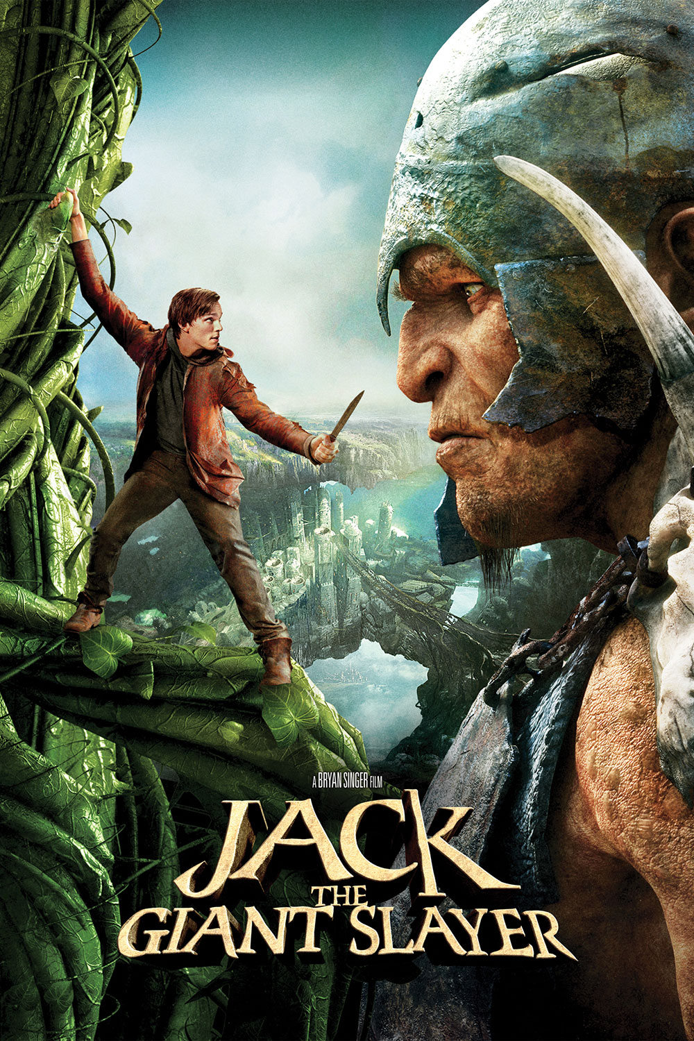 Jack the Giant Slayer - poster