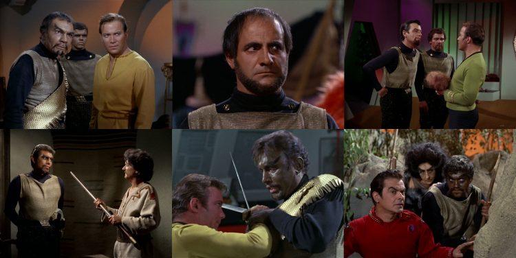 Star Trek TOS Klingons Atomic Junk Shop