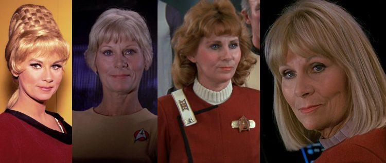 Janice Rand Star Trek TOS Atomic Junk Shop