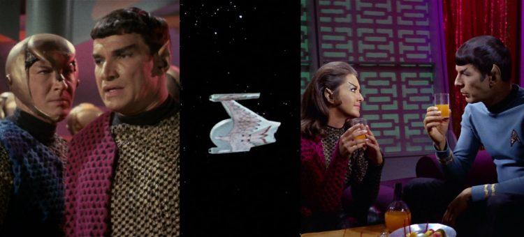 Star Trek Romulans Atomic Junk Shop