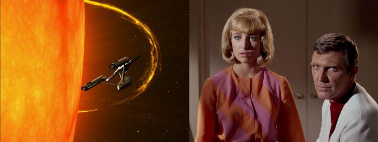 Star Trek slingshot time travel Gary Seven Assignment Earth TOS Atomic Junk Shop