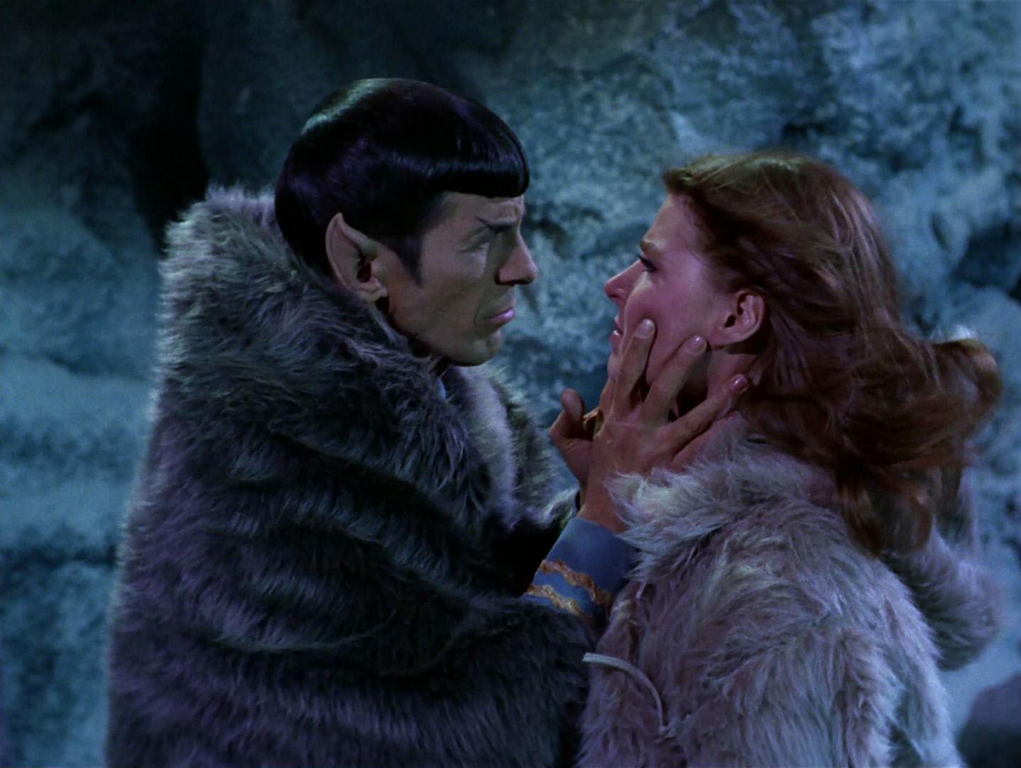 Star Trek TOS All Our Yesterdays Atomic Junk Shop