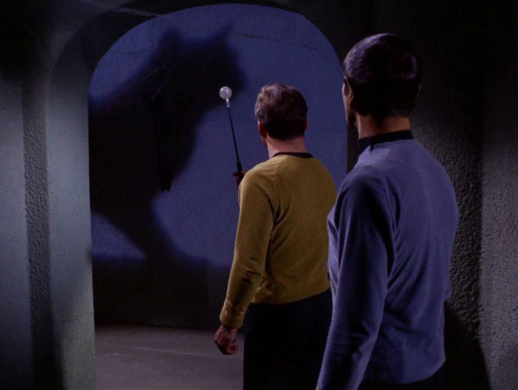 Star Trek TOS Catspaw Atomic Junk Shop