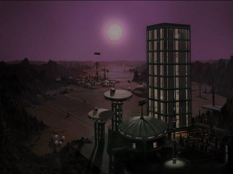 Star Trek TOS Court Martial Starbase 11