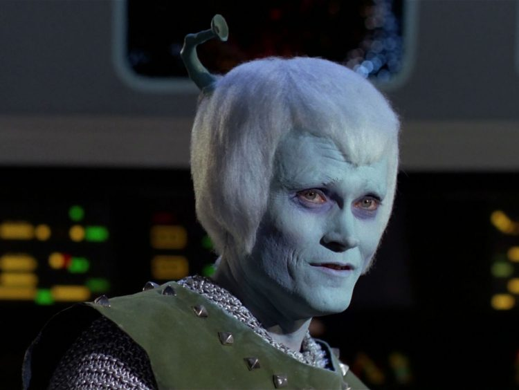 Star Trek TOS Journey to Babel Andorian Atomic Junk Shop