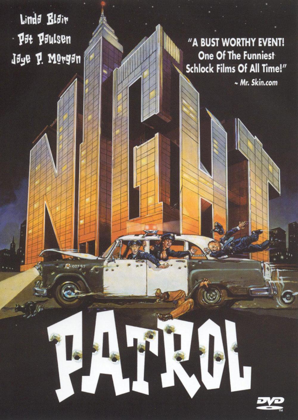 Night Patrol - poster