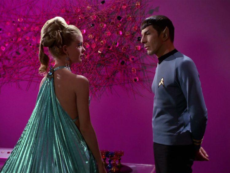 Star Trek TOS The Cloudminders Atomic Junk Shop