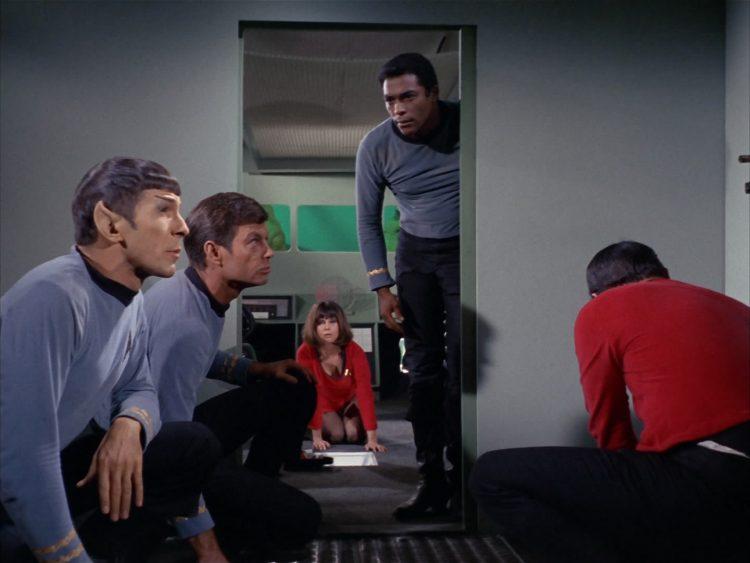 Star Trek TOS Galileo Seven Atomic Junk Shop