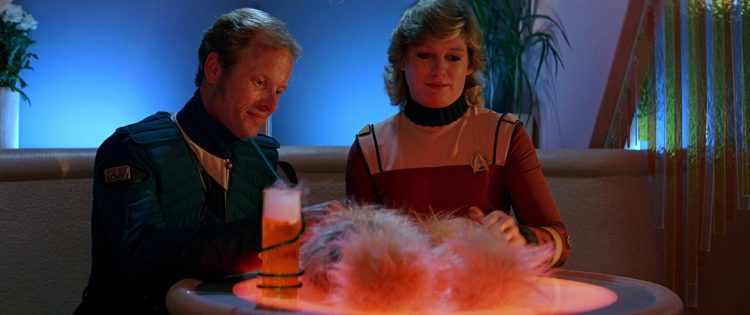 Star Trek Search for Spock Tribbles