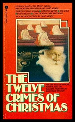 twelve crimes of christmas