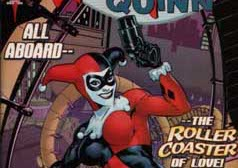 "Harley Quinn and ""Definitive"" Characters"