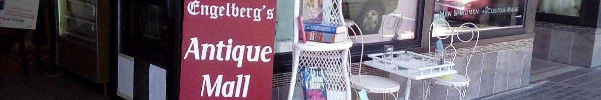 Backroads Bookscouting (sort of): A Salem Addendum