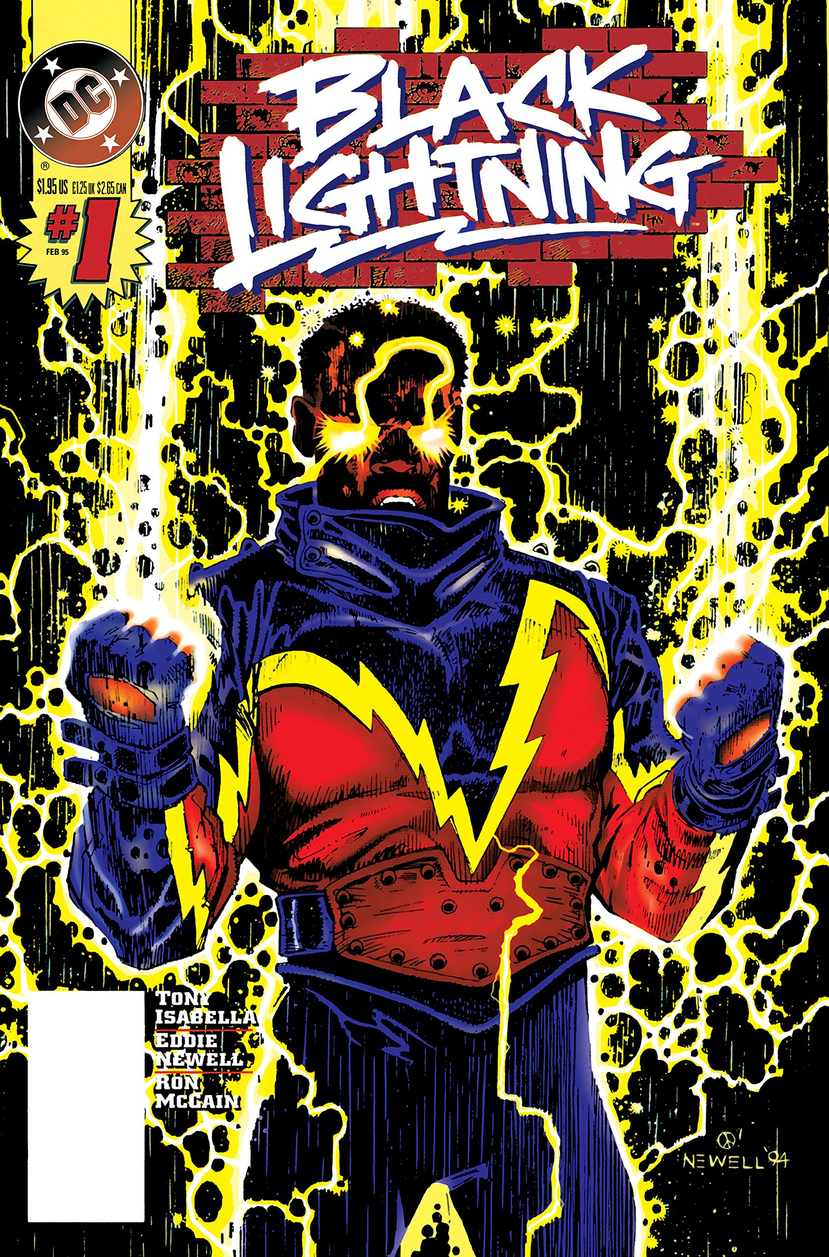 Black-Lightning-Vol.-2-1-13-1995-1996 ⋆ Atomic Junk Shop
