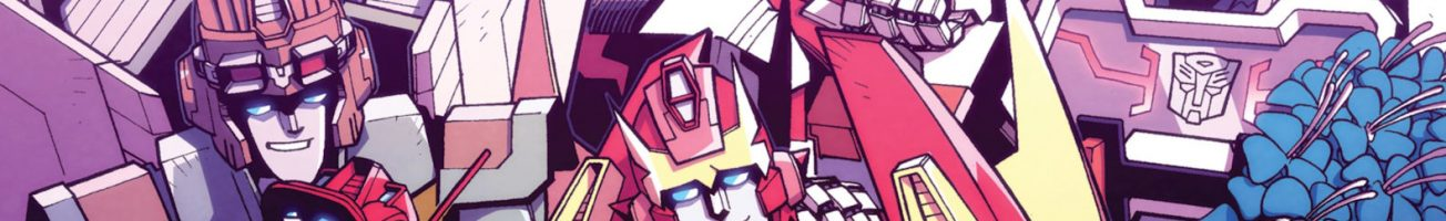 Transformers Lost Light #25: Sad Perfection