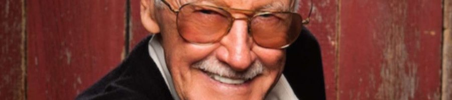 Memories of Stan Lee (1922 – 2018)