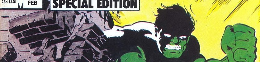 "Marvel Special Editions: some thoughts on ""junk publishing"""