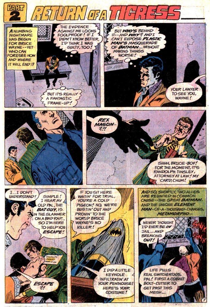 Batman Metamorpho jailbreak