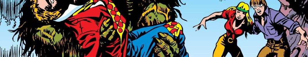 A supporting actor in his own book: Reading the Essential Man-Thing
