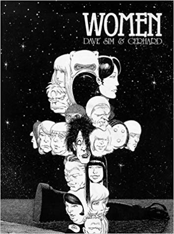 cerebus women cover