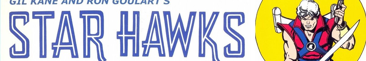 Successfully scratched itches, part 3: Star Hawks