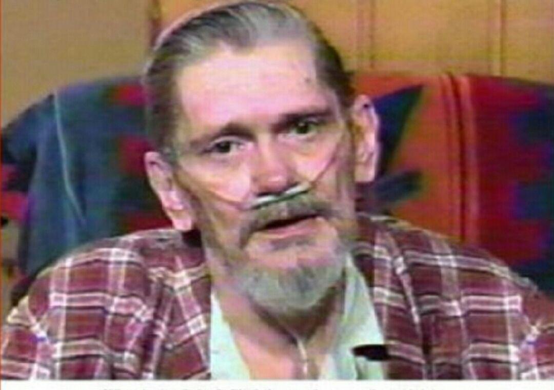 Dick York in 1986.
