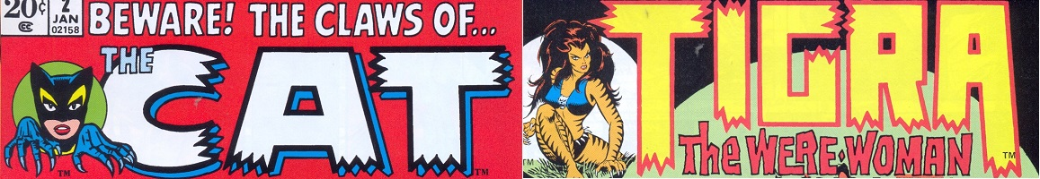 Successfully scratched itches, part 4: The Cat/Tigra
