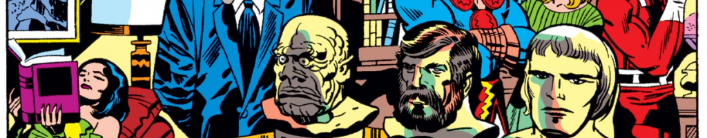 Kirby von Daniken: The Eternals