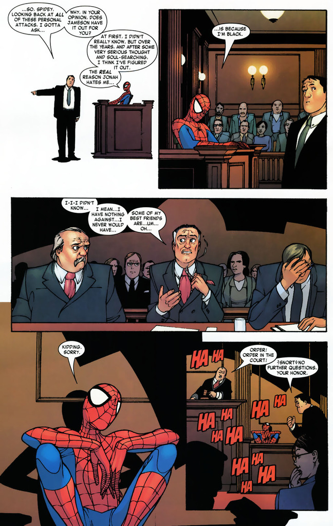She-Hulk #4 page