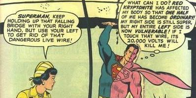 Lois Lane and the Circus of Crime: two short posts, combined