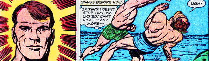 Fox, Lee, Kirby: Writing in the Silver Age
