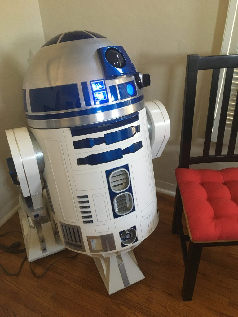 R2 in the house