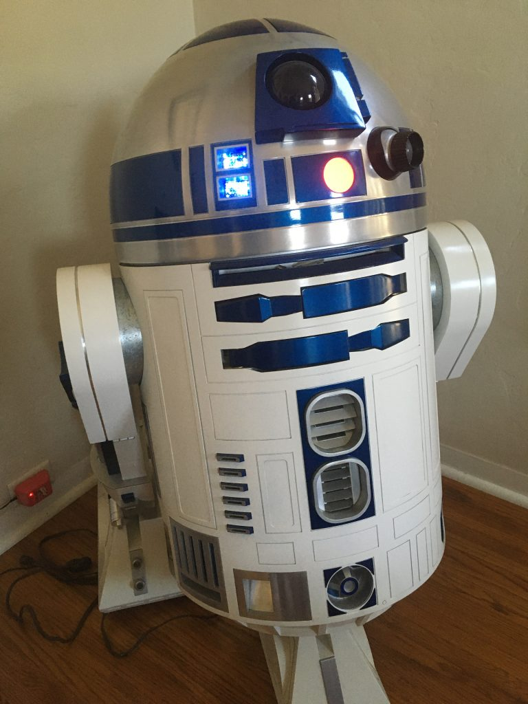 R2 wants to be your buddy