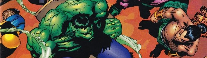 Comics You Should Own – 'The Incredible Hulk' #454-467