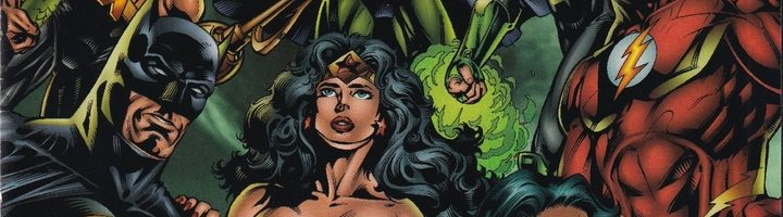 Comics You Should Own – 'JLA' #1-41 and various ancillary comics